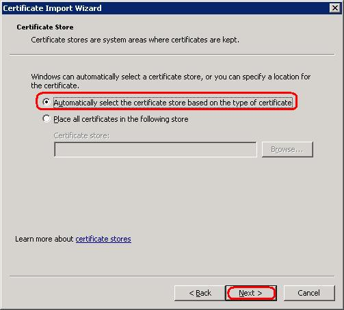 Fixing OEM Security Certificate Issues In Local Browser(IE